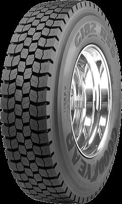 G182 RSD GHG Tires